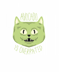 Avocado Is Overrated T-shirt
