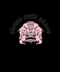 Brains Over Brawn T-shirt
