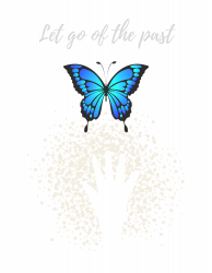 Let Go Of The Past T-shirt