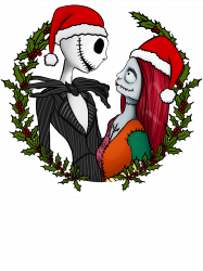 Burtons Halloween Funny Cute Spooky Characters T-shirt