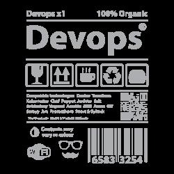 Devops Barcode Classic T-shirt