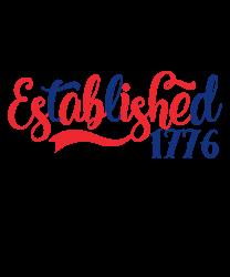 Established 1776 T-shirt