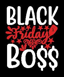 Black Friday Boss T-shirt