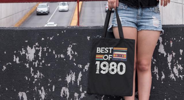 Custom Tote Bags | Artist Shot
