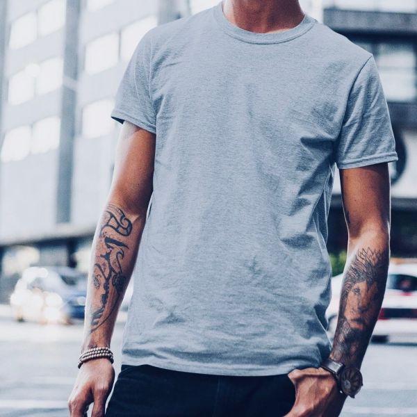 Shop 2021 Men Heather T-shirts  &  Men T-shirts