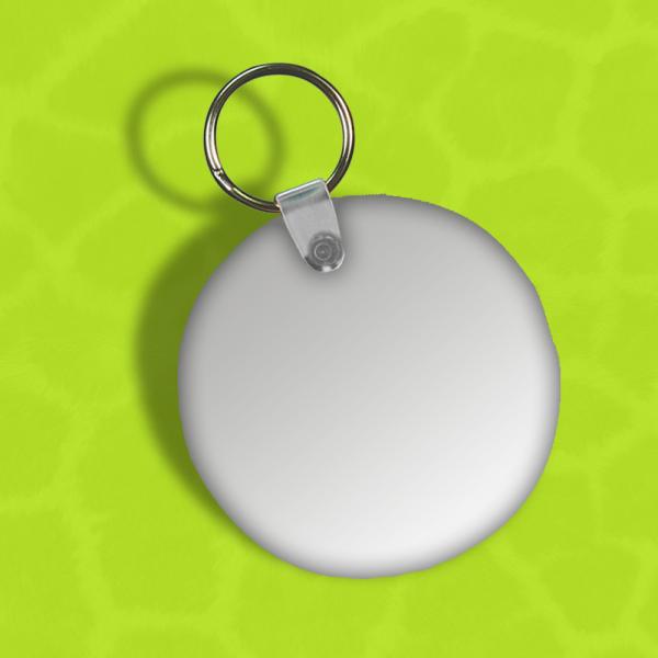 FRP Round Keychain