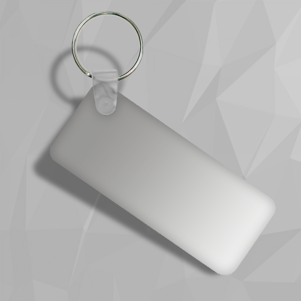 FRP Rectangle Keychain