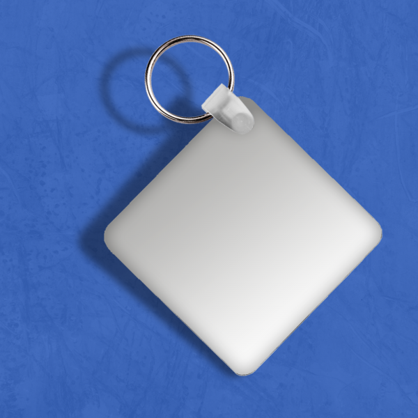 FRP Square Keychain