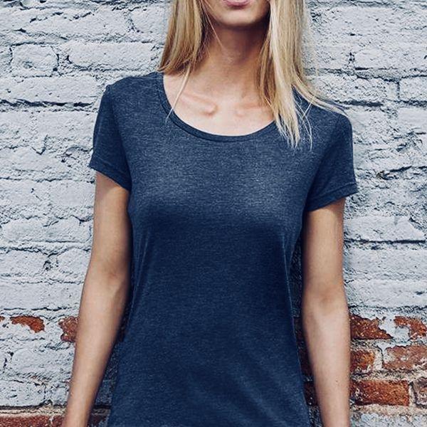 Triblend Scoop T-shirt
