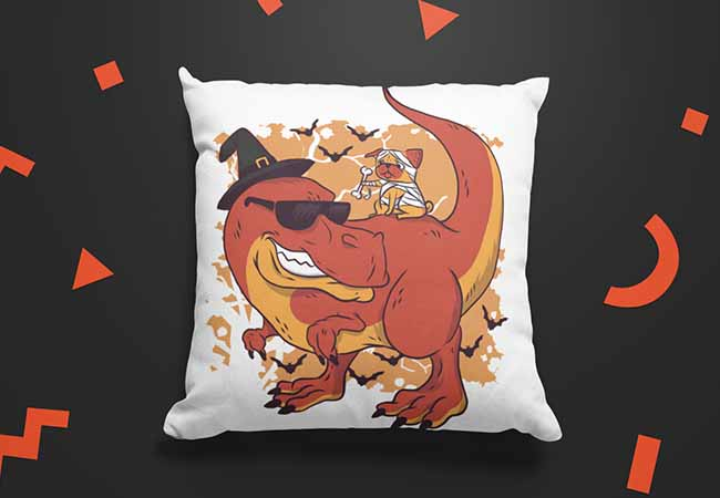 Throw Pillows Caps | Artistshot