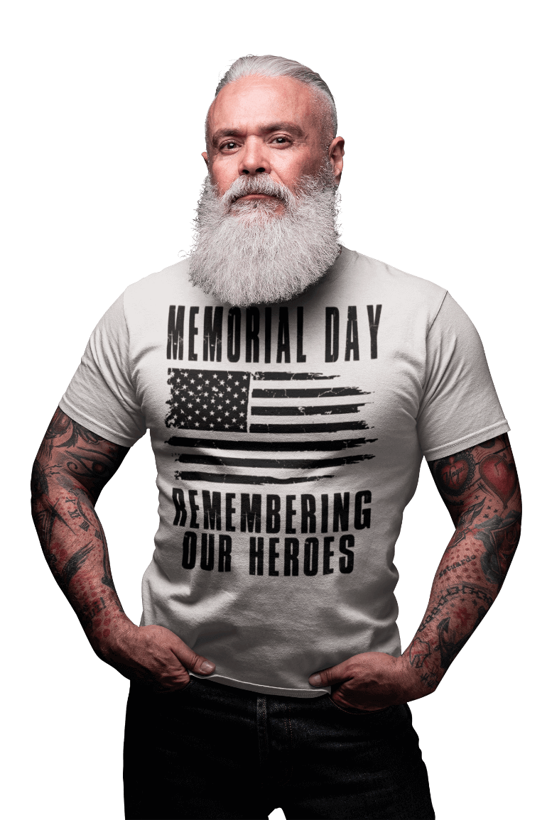 Memorial Day Men's T-Shirts