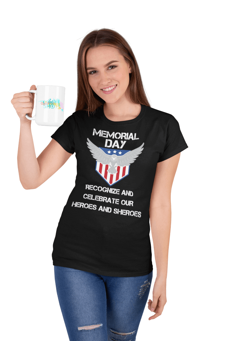 Memorial Day Women's T-Shirts