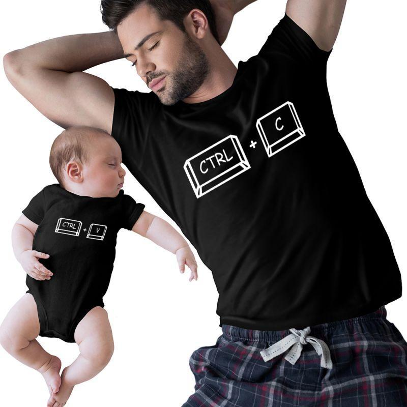 Copy Paste Father And Baby Matching | Artistshot