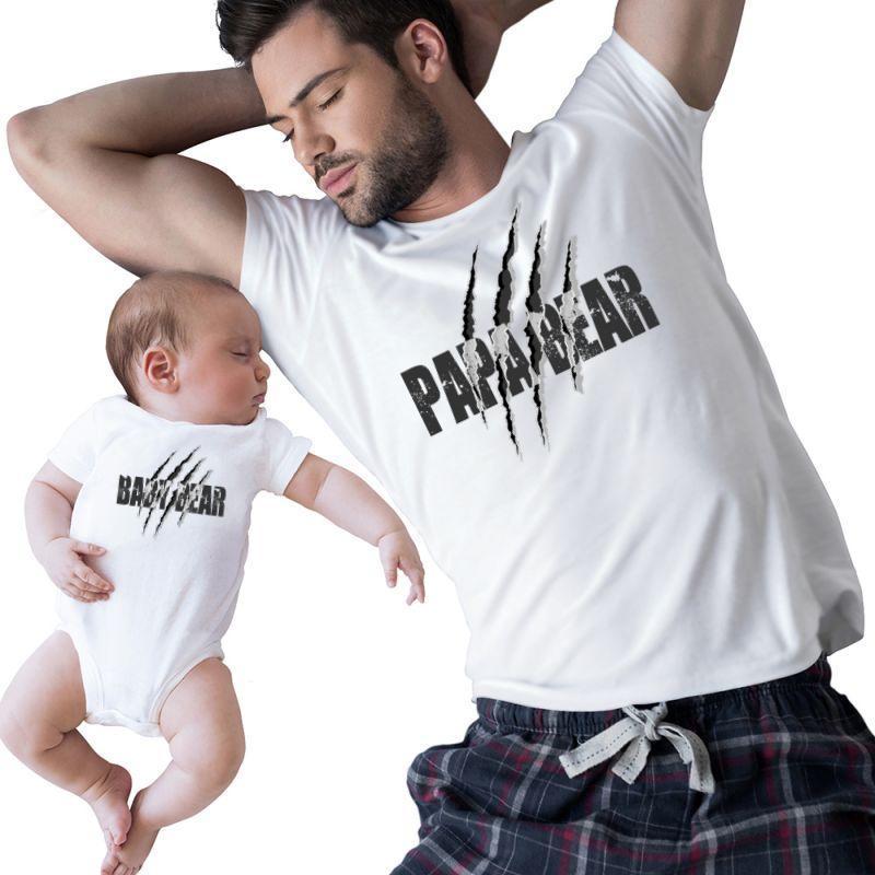 Papa & Baby Bear   Artistshot