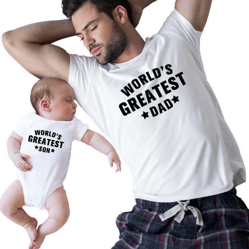 Worlds Greatest Dad & Son   Artistshot