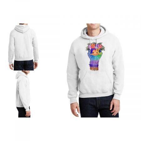 Ostrich Unisex Hoodie Limited Edition
